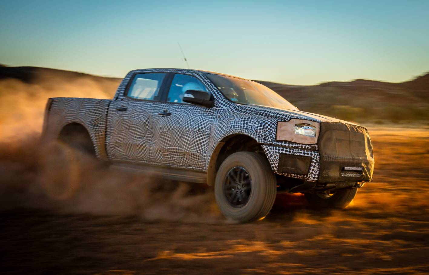 The Ford Ranger Raptor is coming to Australia