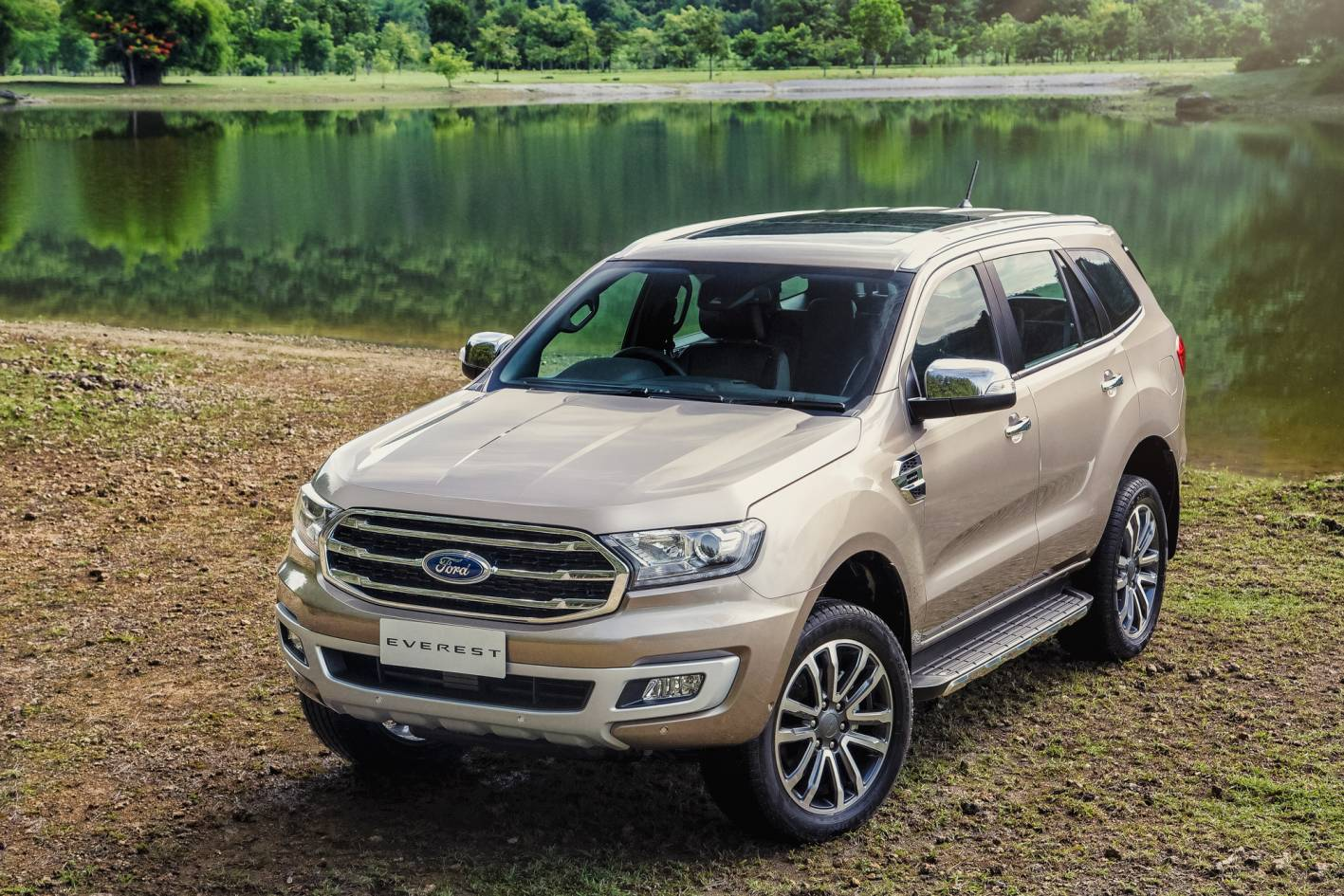 2019 Ford Everest Specs and Pricing