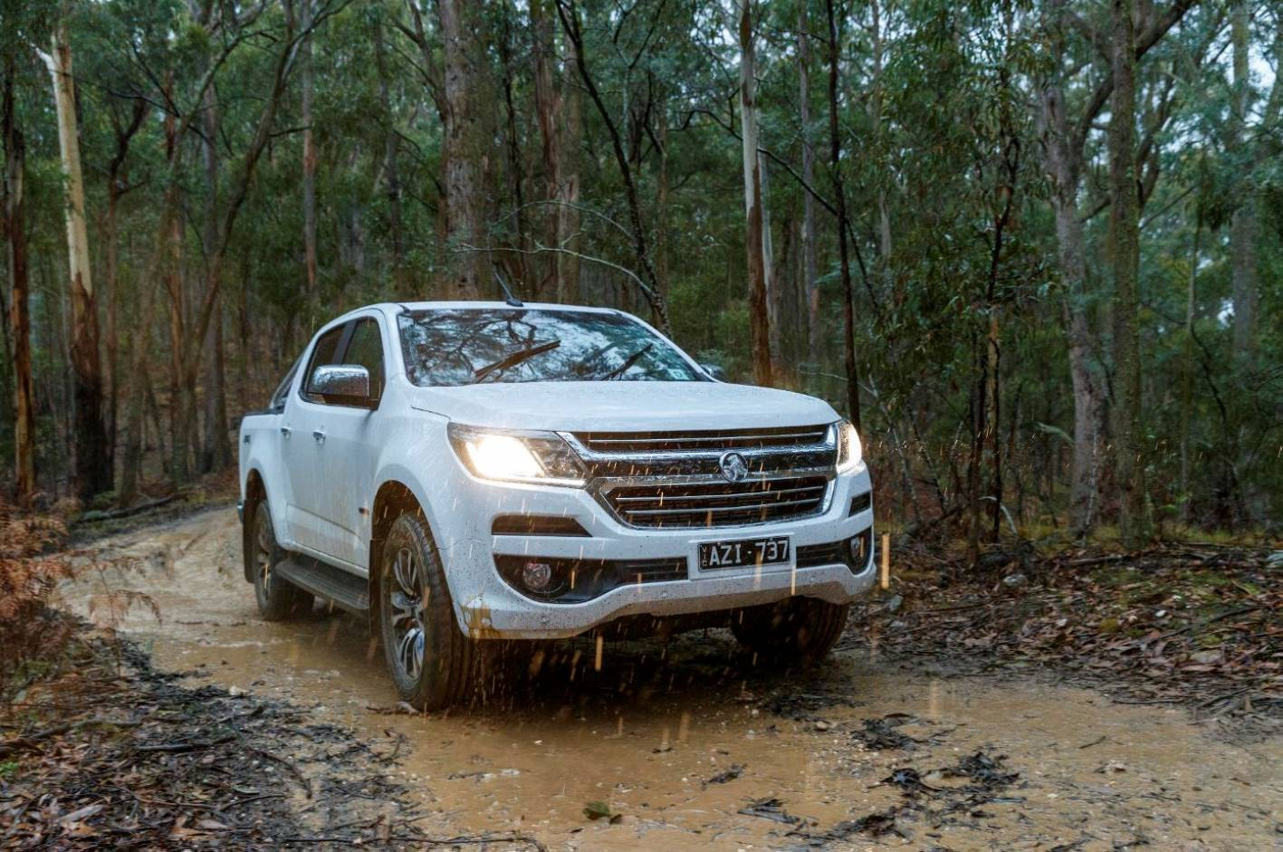 Holden Colorado 4×4 gets seven years' free servicing