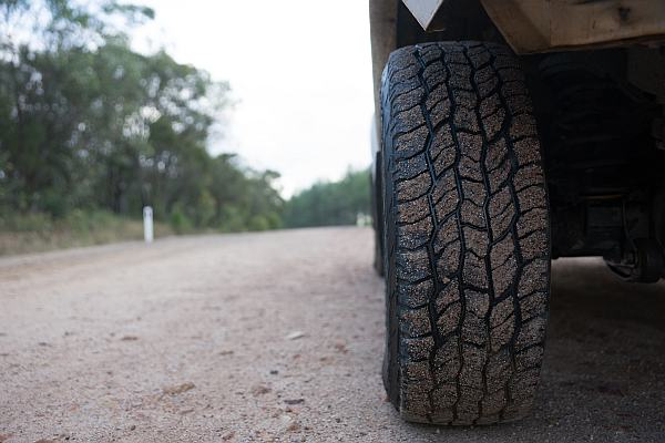 Gear Review – Cooper A/T3 Tyres