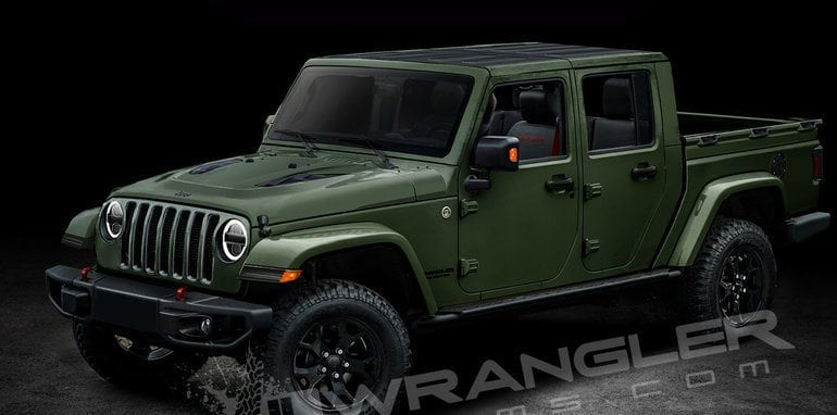 The JL Wrangler ute will land into a very competitive and advanced market in Australia, but will have a few very big different points of interest.