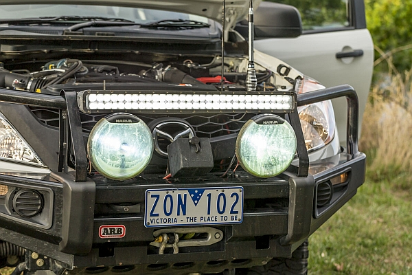 4X4 News: Light Bar Legalities in Victoria