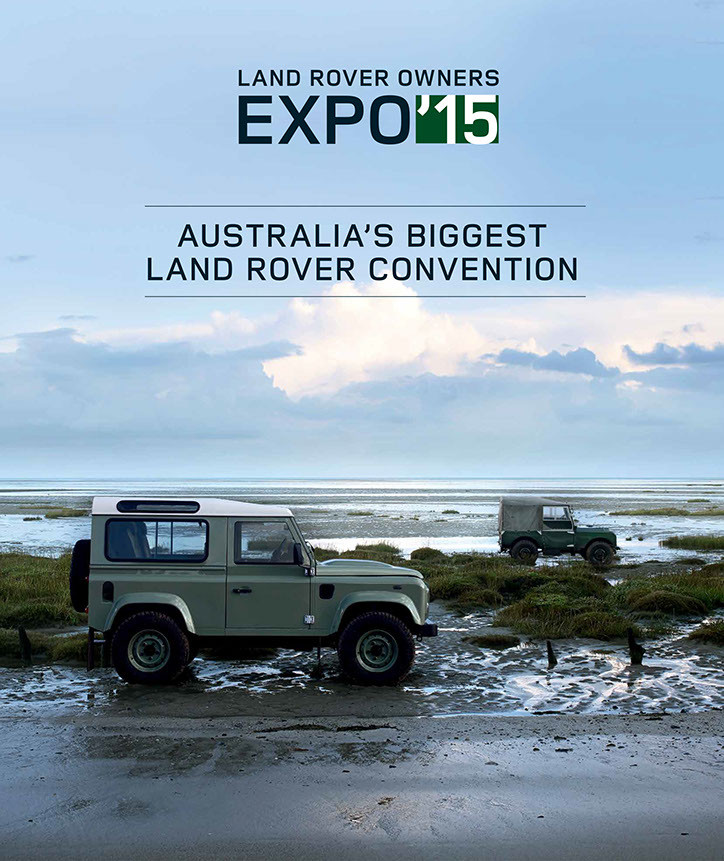LAND ROVER OWNERS EXPO 2015