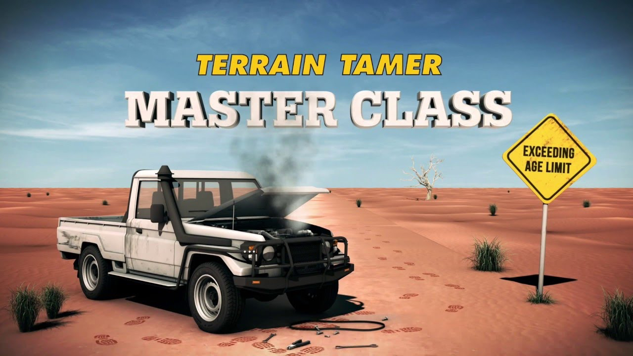 4X4 Video: Terrain Tamer – Master Class