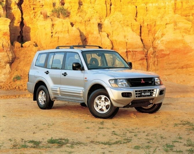 Used 4X4 of the week-NM/NP Pajero