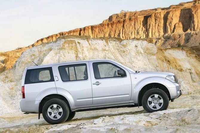 Used 4X4 of the Week: Nissan Pathfinder