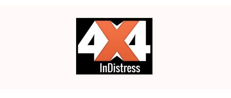 Social Media 4X4 App: 4X4 InDistress