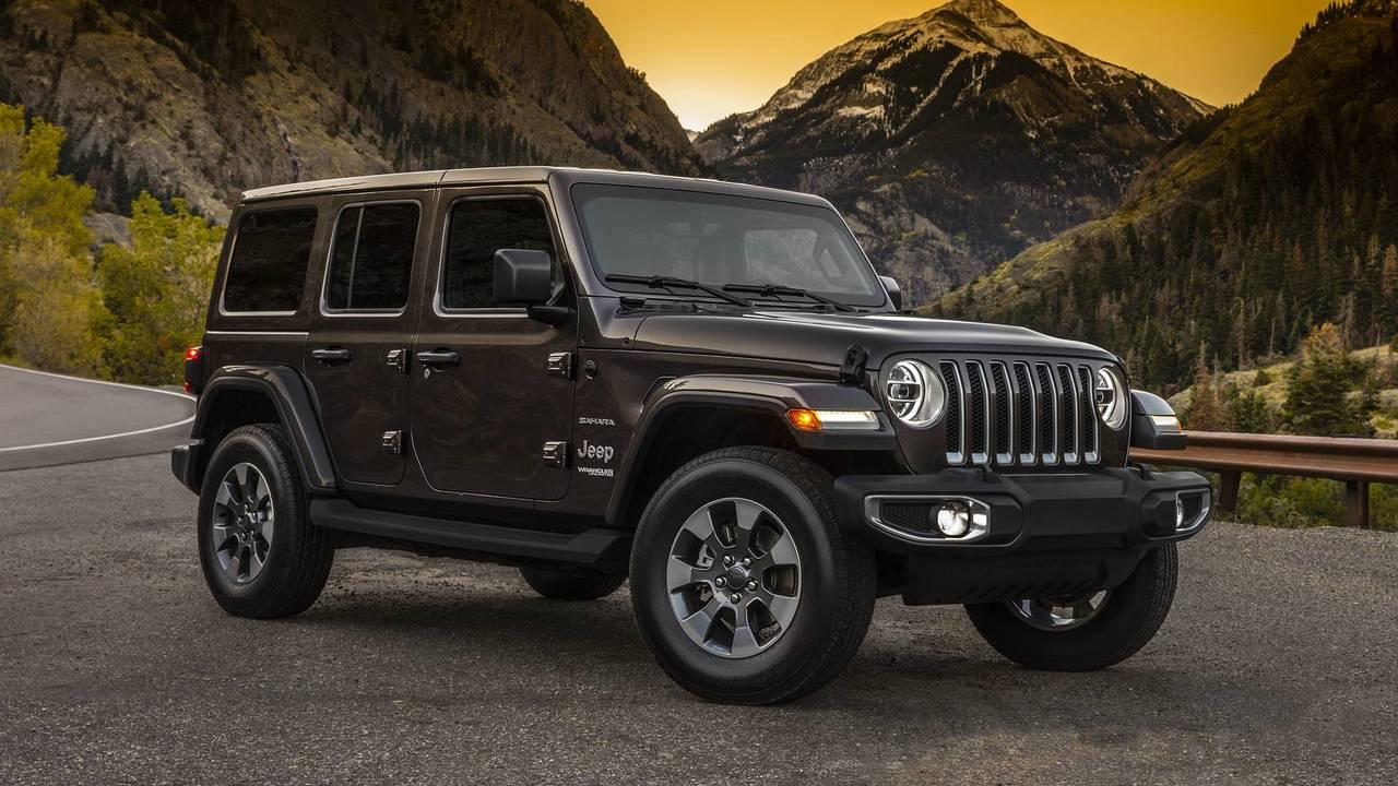 Jeep Wrangler JL Pricing