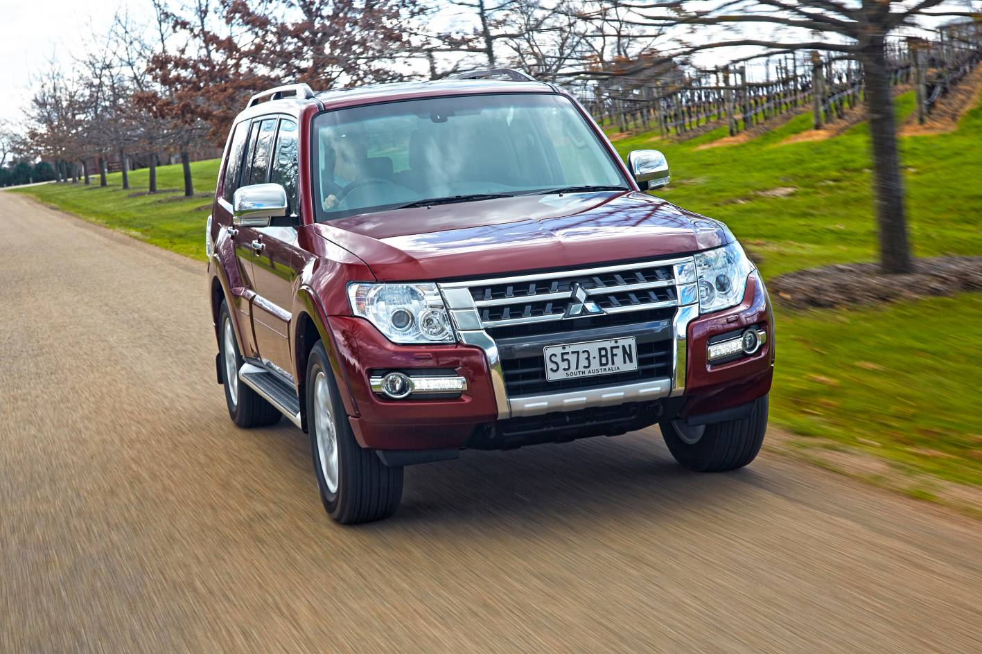 Mitsubishi Pajero fuel consumption comes under scrutiny