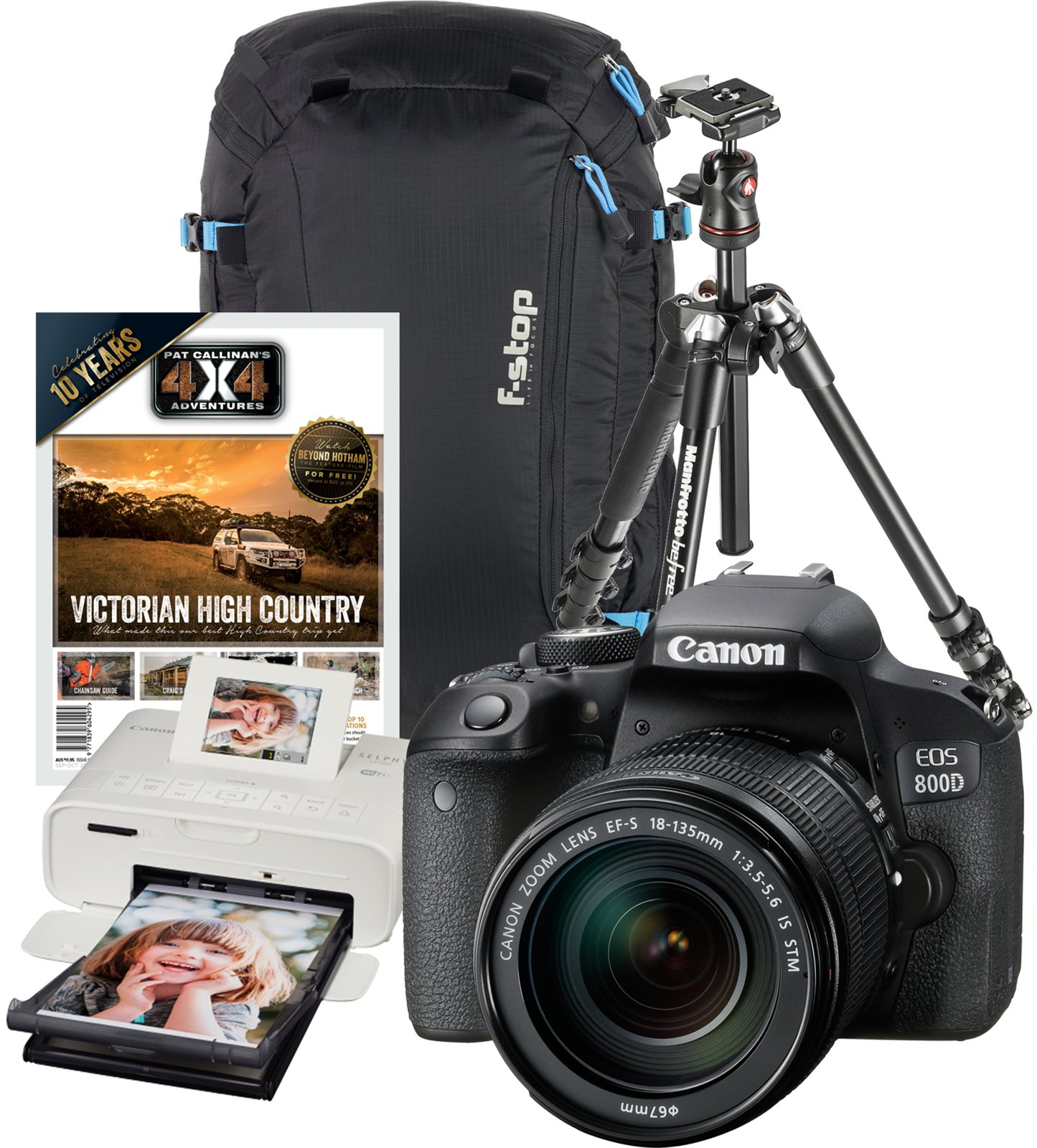 Pat Callinan Photography Packs – Your next adventure is waiting