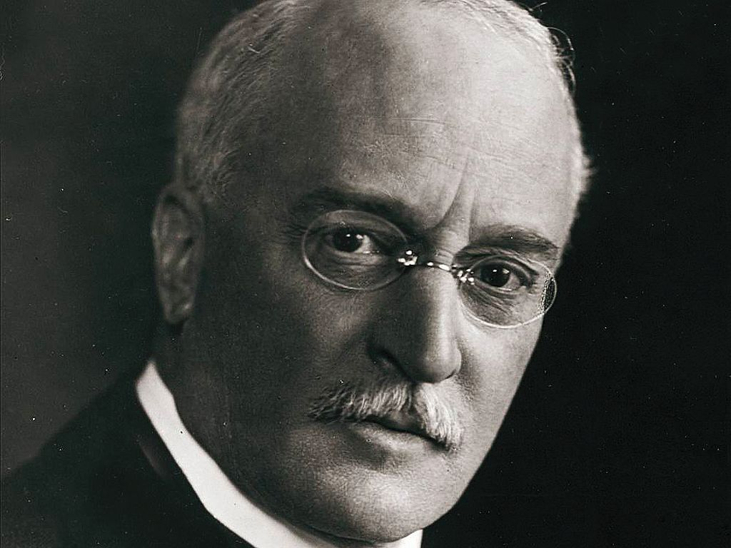 Rudolf Diesel, father of our engines
