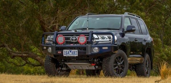 Toyota LandCruiser Recall: 100 & 200 Series affected