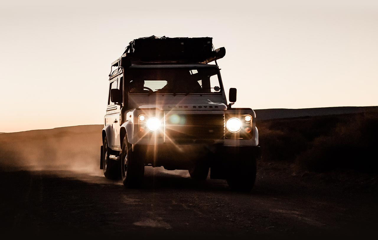 Overloaded roof racks and why your 4X4 might be an accident waiting to happen