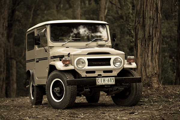 ARB's First Off Road Icon – Toyota LandCruiser 40 Series