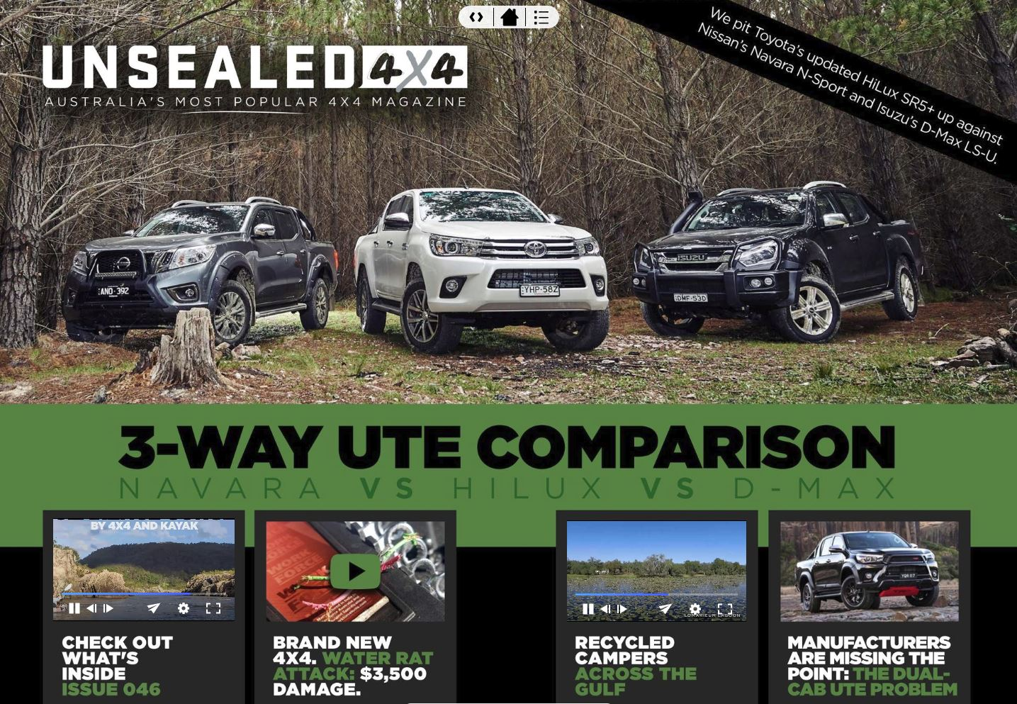 UNSEALED 4X4 ISSUE 46 – OUT NOW!