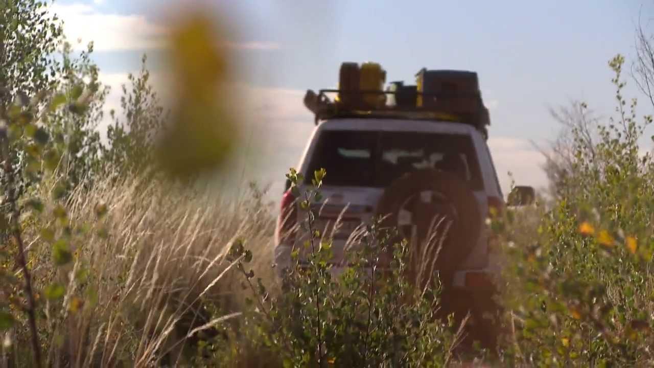 Video: Pat Callinan's Gunbarrel Highway