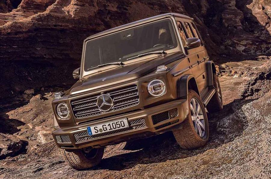 Mercedes releases info on the 2019 G-Class